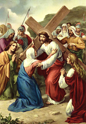 Stations of the Cross according to the method of St. Francis  text and mp3 audio download 5
