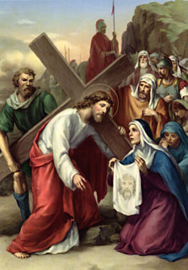 Stations of the Cross according to the method of St. Francis  text and mp3 audio download 7