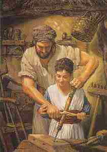 Joseph the Father of Jesus