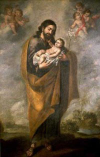 The Litany of St. Joseph, text and mp3 download