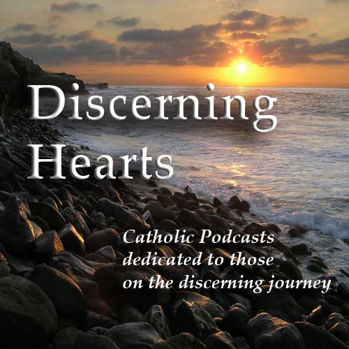 Subcribe to Discerning Hearts Catholic Podcasts 1