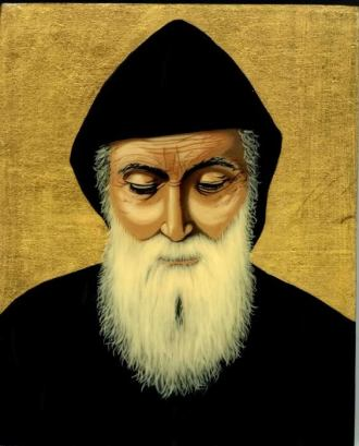 St. Charbel Makhlouf... some call him the Padre Pio of Lebanon 1