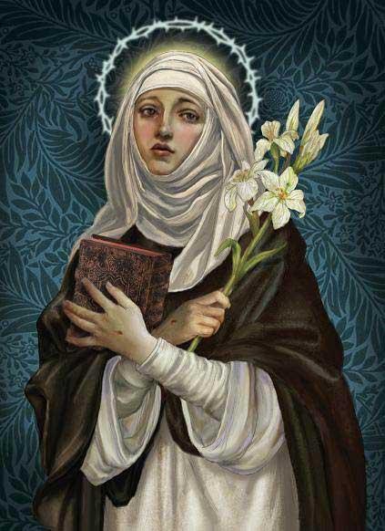 St. Catherine of Siena Novena - Mp3 audio and text 8