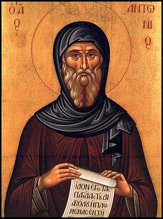 St. Anthony of the Desert Hermit