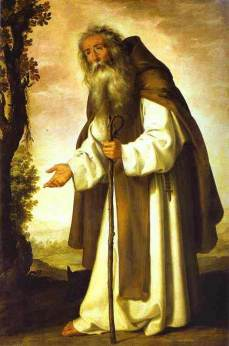 St. Anthony of the Desert Hermit Abba