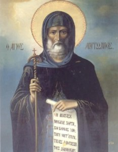 St. Anthony of the Desert Hermit Novena Day 8