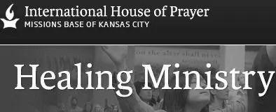 IHOP KC Healing Ministry - www.ihop.org