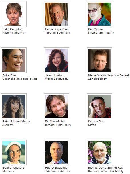 Integral Spiritual Experience Contributors - http://integrallife.com/group/integral-spiritual-experience
