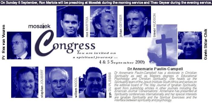 Mosaiek Congress  Rex van Vuuren
