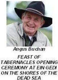 Angus Buchan - Feast Of Tabernacles - holy ghost