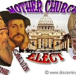 Augustine & Calvin's Roman Catholic Connection