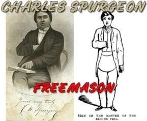 Charles Spurgeon - Freemason