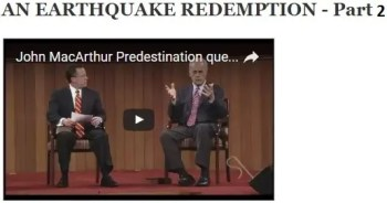 Earthquake redemption - part 2