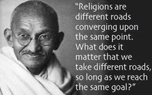 Gandhi's Religion
