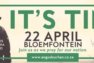 Its Time – Angus Buchan