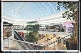 Mall of the North - skylight eye 2
