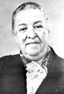 Maria Fraser-Blou Rokke