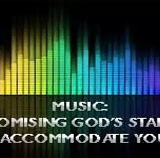 Music Compromising God's Standards to Accommodate Youth 1