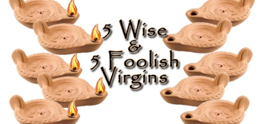 Oil-Lamps-5-wise-and-5-foolish-virgins