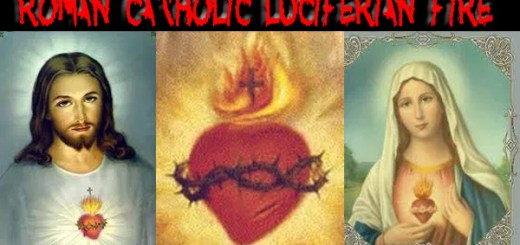 Roman Catholic Luciferian Fire