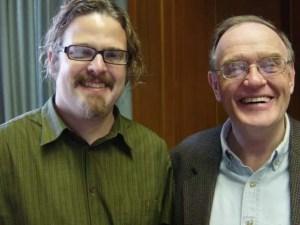 Ryan Boler and Eddie Gibbs