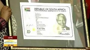 South African Smart Card ID
