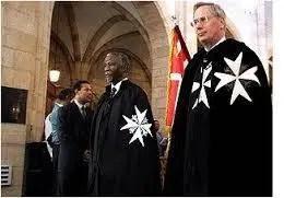 Thobo Mkeki - Knight of Malta