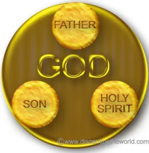 God the Father, Jesus Christ and the Holy Spirit