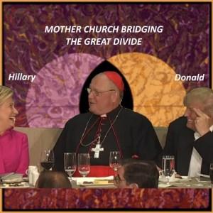 trump-and-clinton-divide