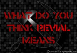 What do you think revival means