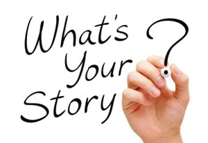 Whats your Story – Narrative Therapy
