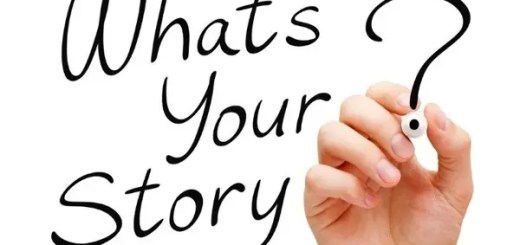 What's your story – Narrative Therapy