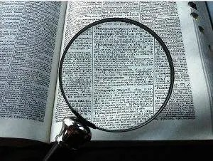Magnifying Glass – Image by Claudia1967