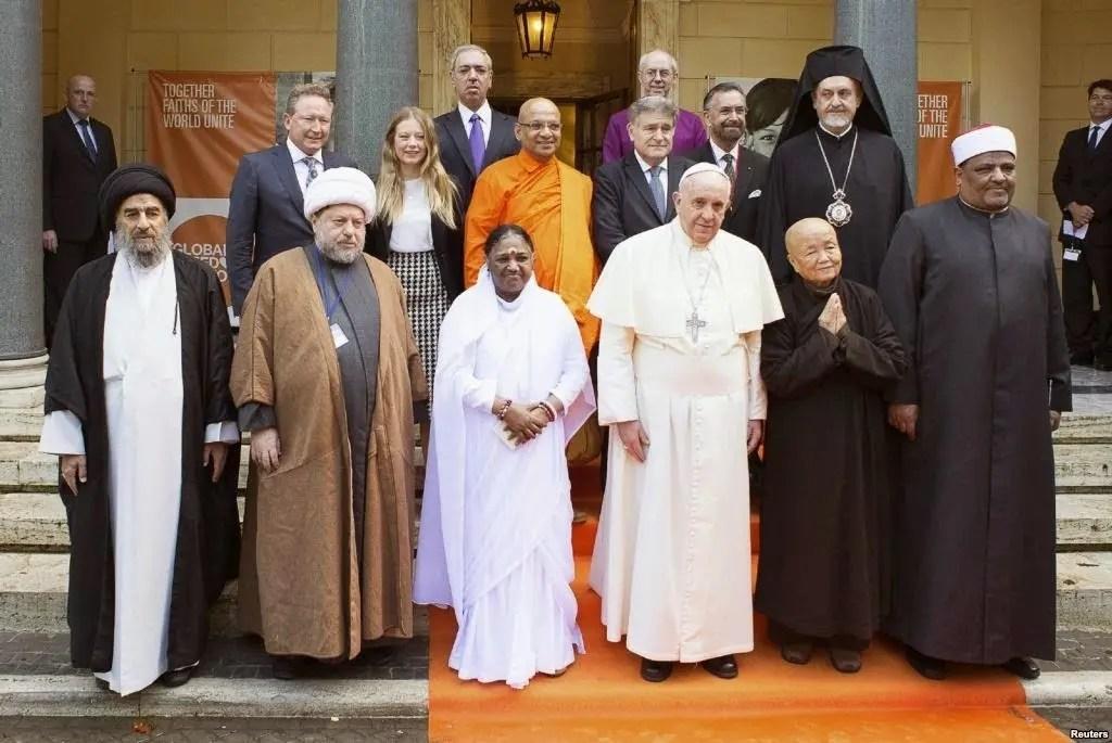 ecumenism-pope