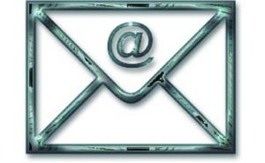 emailing us - contact us
