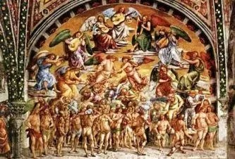 The Elect - by Luca Signorelli 1499-1502 - Elect