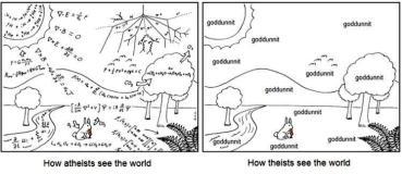 Atheist Worldview vs Straw Man