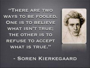 Kierkegard Truth