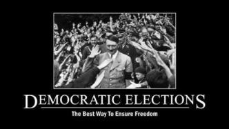 Ochlocracy Hitler