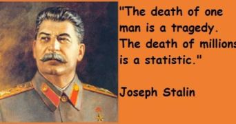Stalin Quote Death