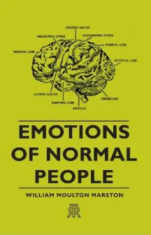 Les émotions des personnes normales Marston