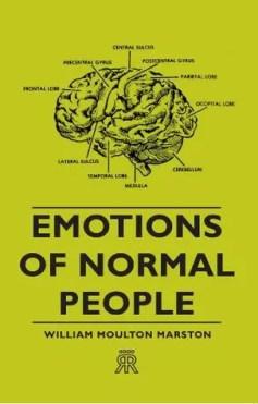 Les émotions des personnes normales DiSC Marston
