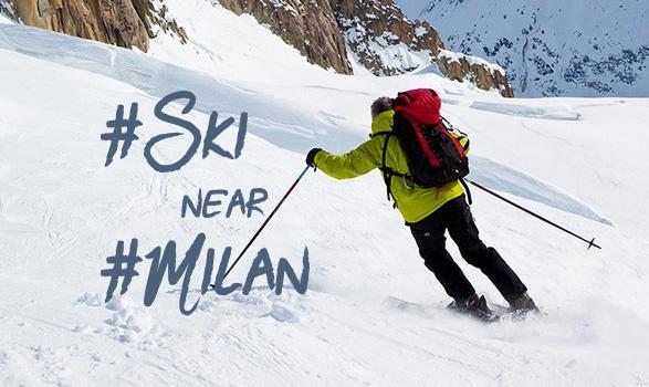 Dove sciare non lontano da Milano