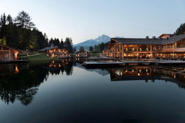 Bellissimi chalet e case sull'albero in Trentino AA
