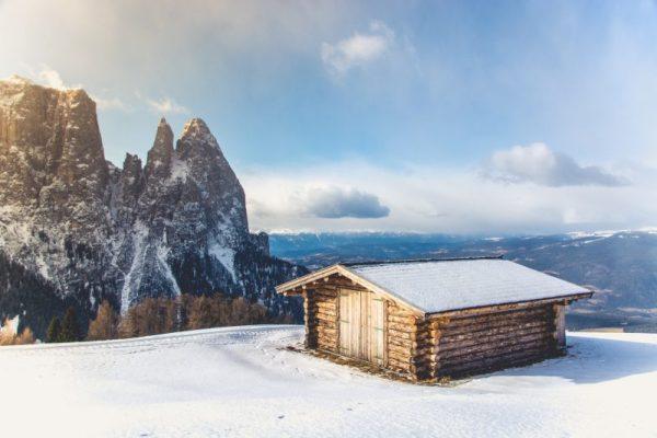 Dove soggiornare sulle Dolomiti sopra i 1000 metri
