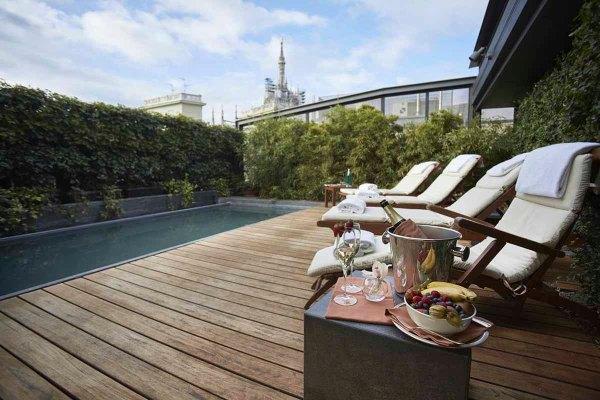 I migliori hotel e ostelli di lusso a Milano
