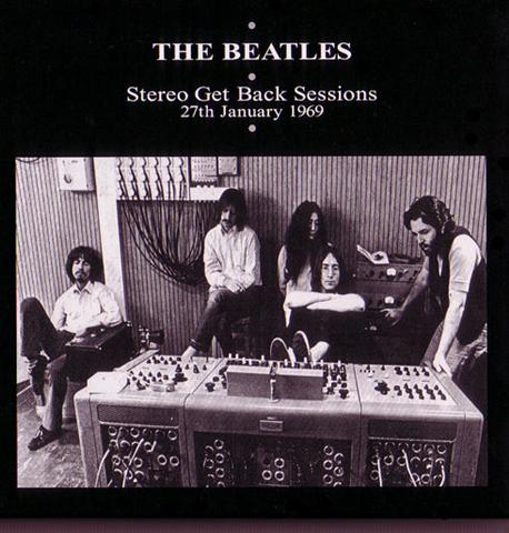 Beatles, The – Stereo Get Back Sessions, 27th January 1969 (7CD Boxset) Big  L Productions. FMJ-001-7 | DiscJapan