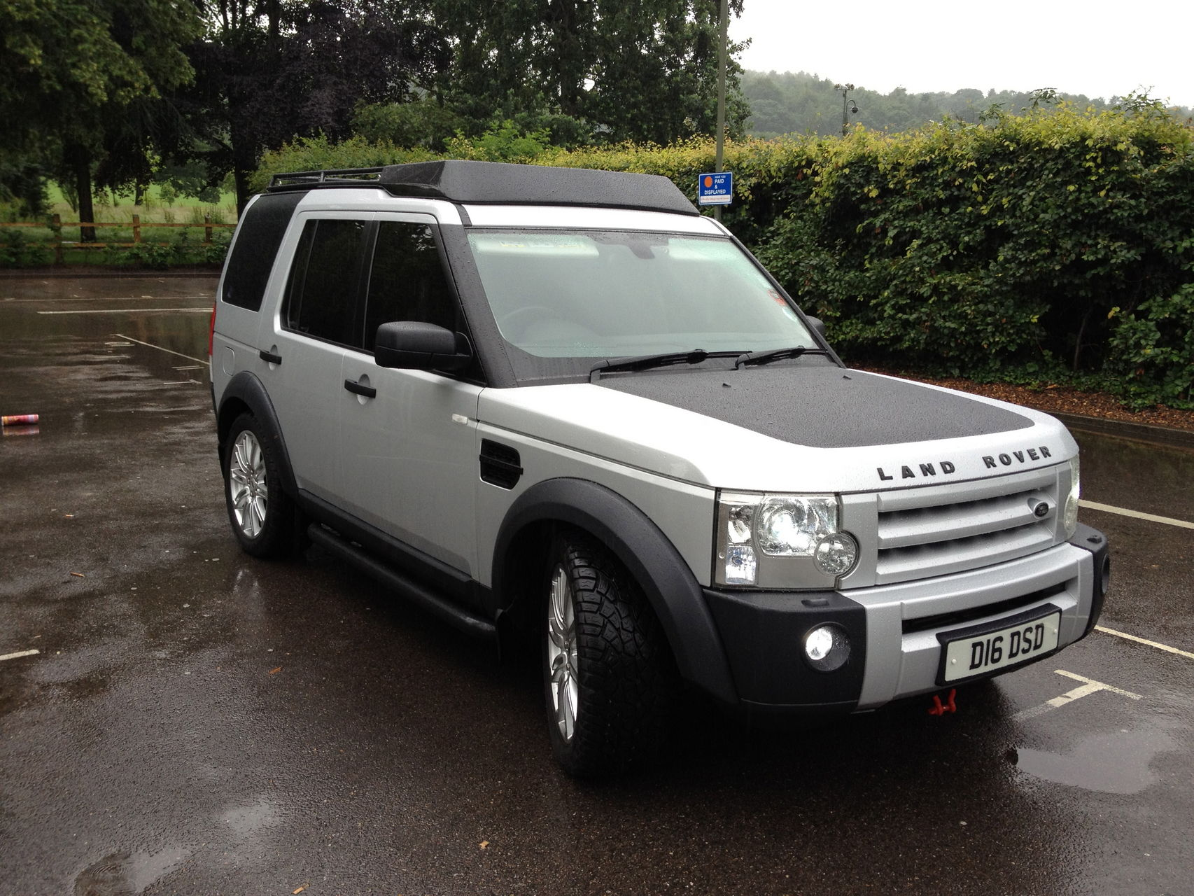 Prospeed Roof Rack in NA Land Rover Forums Land Rover