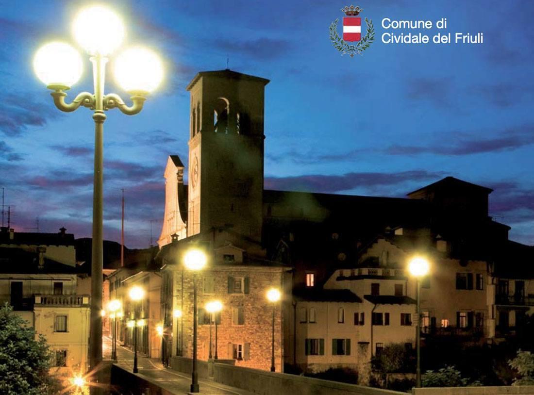 La app di Cividale del Friuli per smartphone Apple e Android