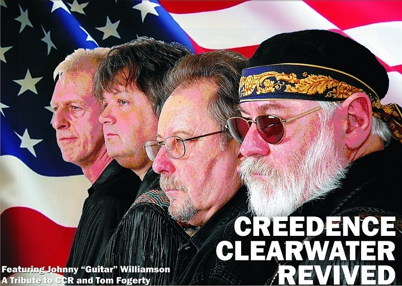 05.08.2015 – CREEDENCE CLEARWATER REVIVED A GRADISCA D'ISONZO